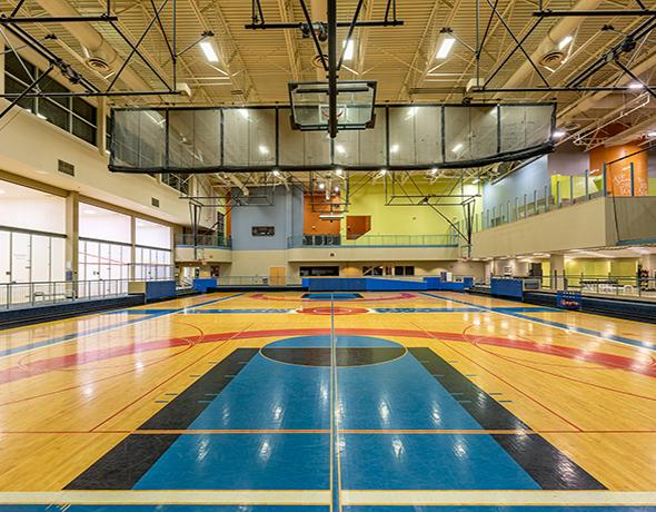 Indoor Courts Mvp Sports