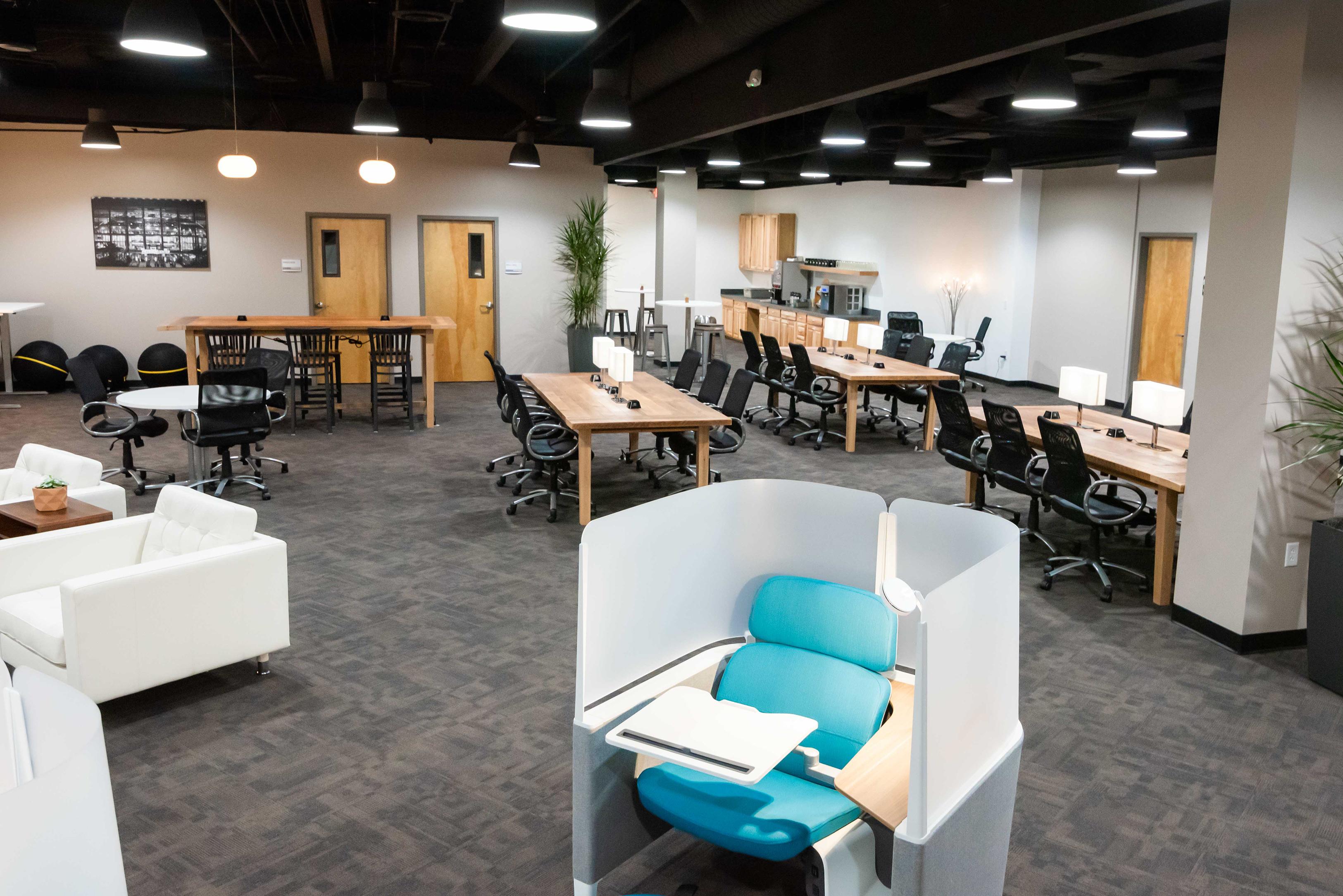 Work-Space by RDV
